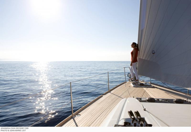 Sun Odyssey 519 │ Sun Odyssey of 16m │ Boat Segelboote Jeanneau  19780