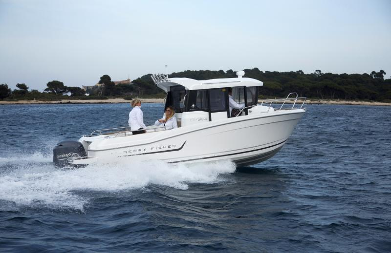 Merry Fisher 695 Marlin Exterior Views 6