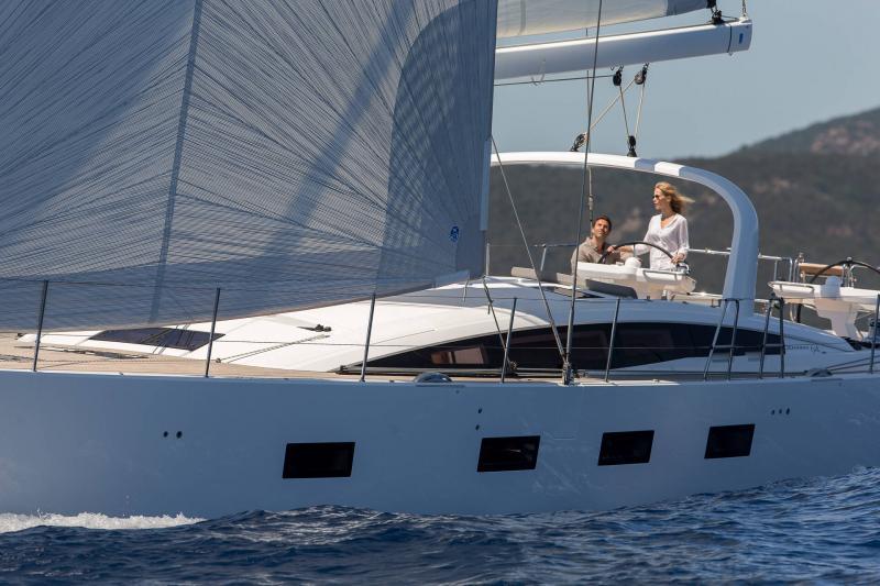 Jeanneau 64 │ Jeanneau Yachts of 20m │ Boat Sailboat Jeanneau  17606