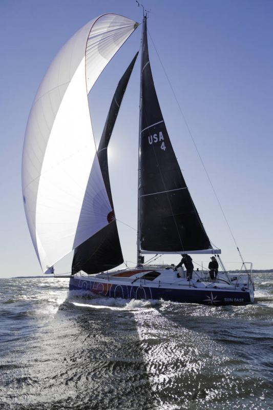 Sun Fast 3300 │ Sun Fast of 10m │ Boat Sailboat Jeanneau  20036