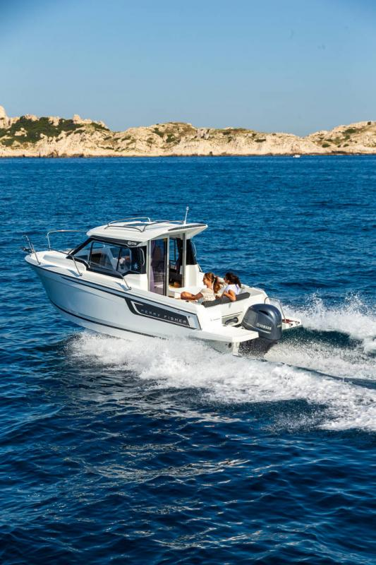 Merry Fisher 605 série2 │ Merry Fisher of 6m │ Boat powerboat Jeanneau  23446