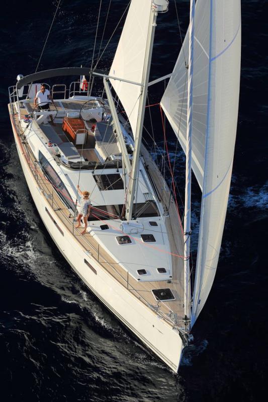 Jeanneau 58 │ Jeanneau Yachts of 18m │ Boat Sailboat Jeanneau  17534
