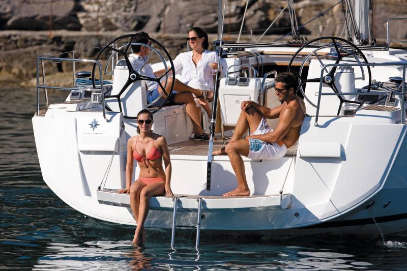 Sun Odyssey 519 │ Sun Odyssey of 16m │ Boat Segelboote Jeanneau  19778