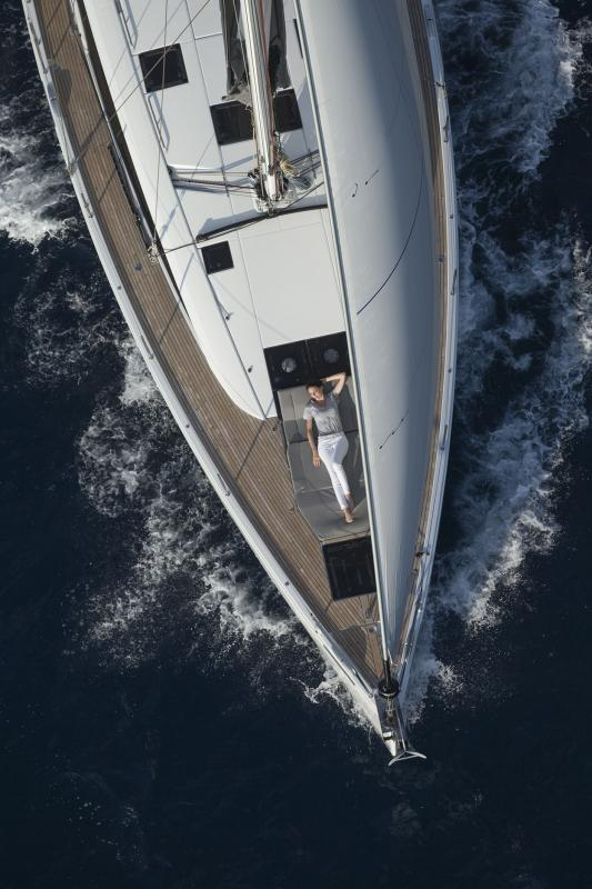 Jeanneau 54 Exterior Views 49