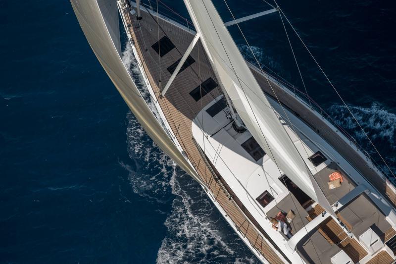Jeanneau 64 │ Jeanneau Yachts of 20m │ Boat Sailboat Jeanneau  17623