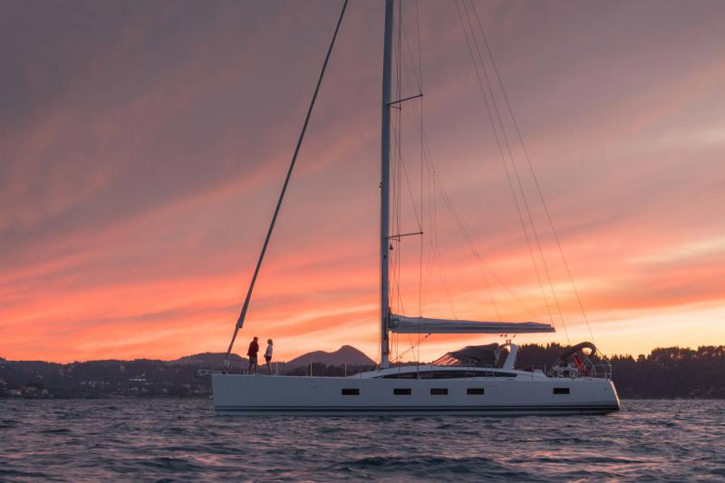 Jeanneau Yachts 64 │ Jeanneau Yachts de 20m │ Bateaux Voiliers Jeanneau  17587