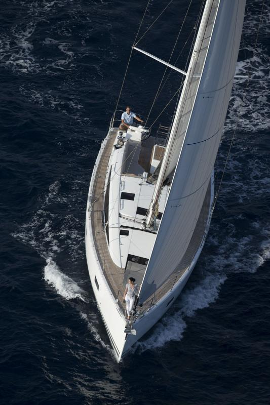 Jeanneau 54 Exterior Views 54