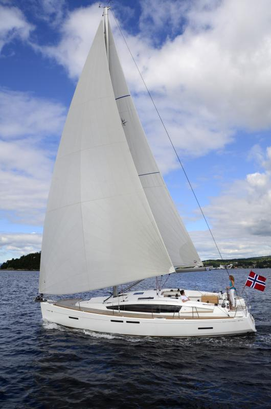 Sun Odyssey 41 DS │ Sun Odyssey DS of 12m │ Boat Sailboat Jeanneau boat Sun-Odyssey-DS-41DS 577