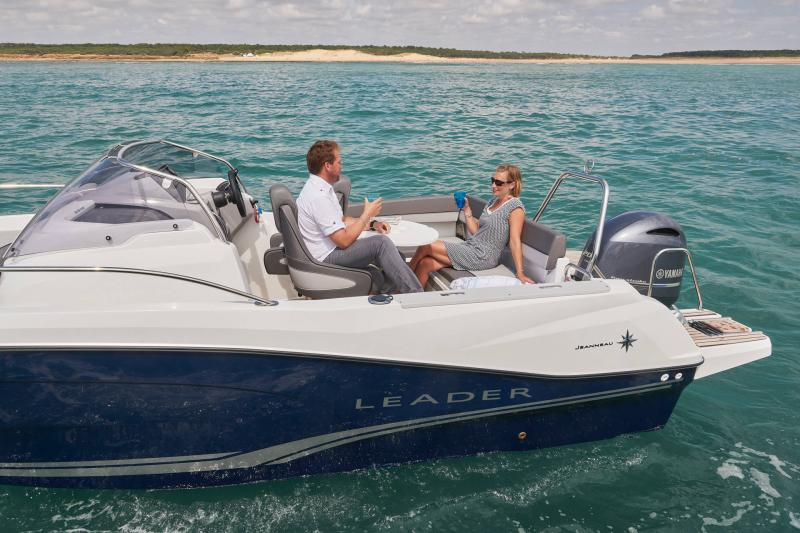 Leader 6.5 Series 3 │ Leader WA of 7m │ Boat powerboat Jeanneau  21014