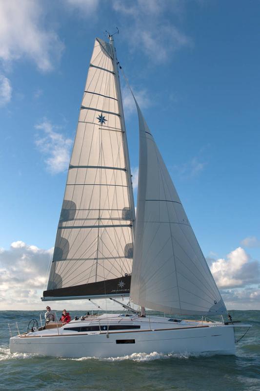 Sun Odyssey 349 │ Sun Odyssey of 10m │ Boat Sailboat Jeanneau  19153