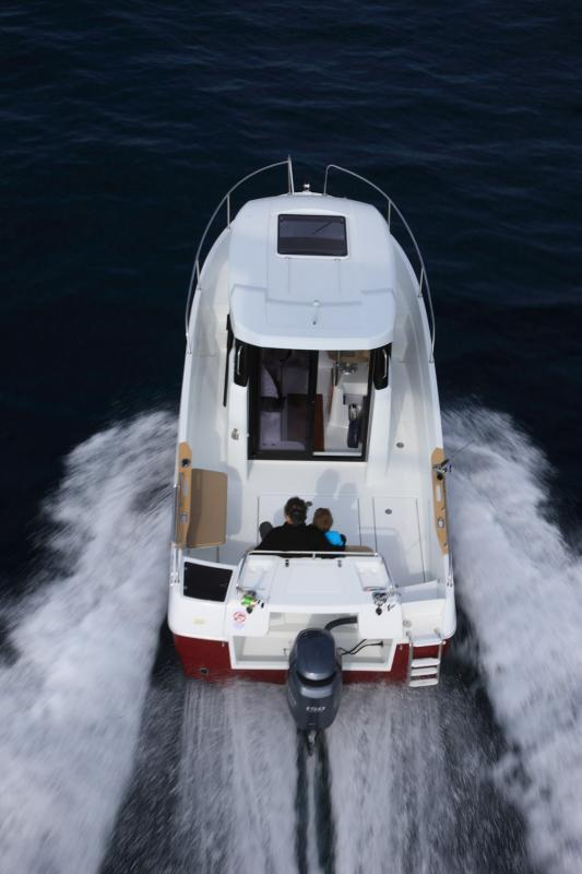 Merry Fisher 755 Marlin │ Merry Fisher Marlin of 7m │ Boat powerboat Jeanneau boat Merry-Fisher-755-marlin 287