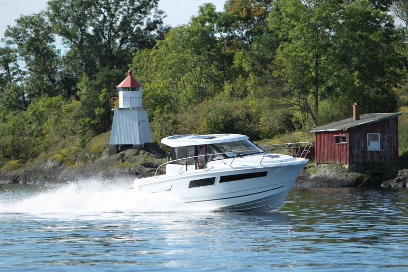 Merry Fisher 855 │ Merry Fisher of 9m │ Boat powerboat Jeanneau boat Merry-Fisher-855 337