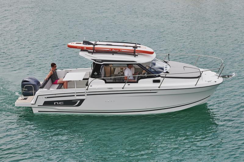 NC 795 Series 2 │ NC Weekender of 8m │ Boat powerboat Jeanneau  21745
