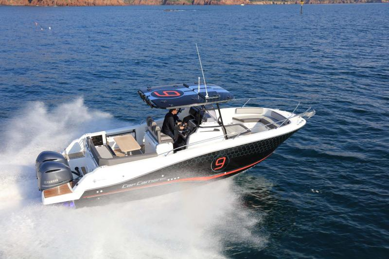 Cap Camarat 9.0 CC │ Cap Camarat Center Console of 9m │ Boat Outboard Jeanneau Cap Camarat 9.0 CC 11533