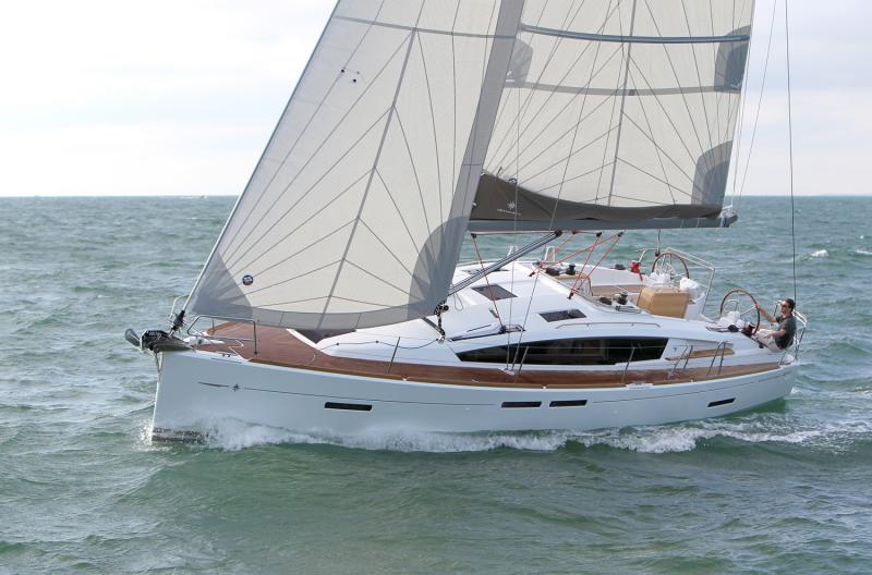 Sun Odyssey 41 DS │ Sun Odyssey DS of 12m │ Boat Sailboat Jeanneau boat Sun-Odyssey-DS-41DS 514
