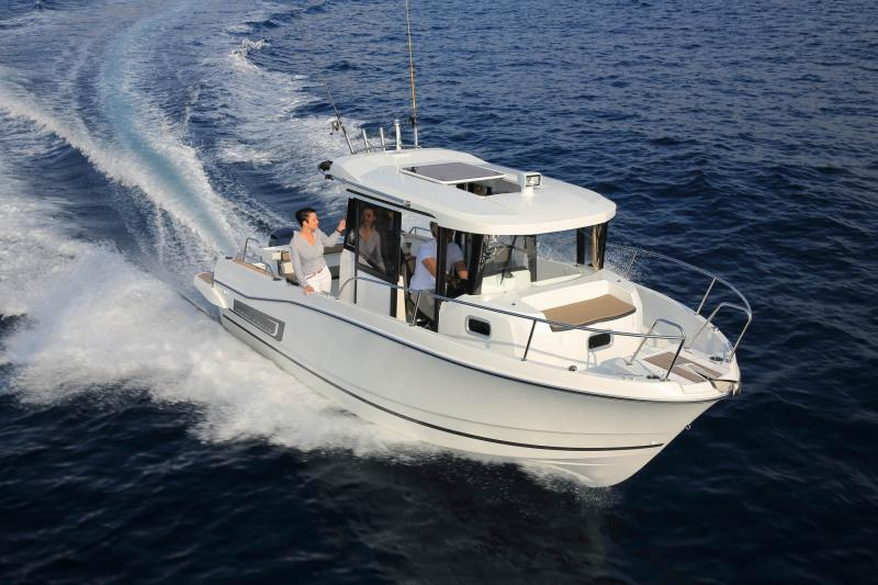 Merry Fisher 795 Marlin Vistas del exterior 8
