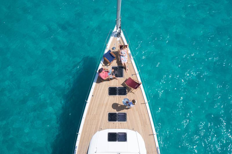 Jeanneau Yachts 64 │ Jeanneau Yachts de 20m │ Bateaux Voiliers Jeanneau  20798