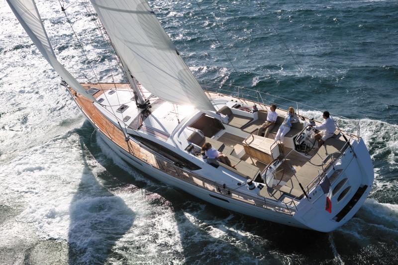 Jeanneau 57 │ Jeanneau Yachts of 18m │ Boat Sailboat Jeanneau boat jeanneau_yacht-jeanneau-57 590