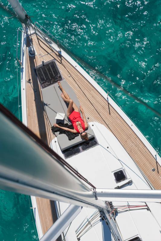 Jeanneau Yachts 51 │ Jeanneau Yachts de 15m │ Bateaux Voiliers Jeanneau  17404