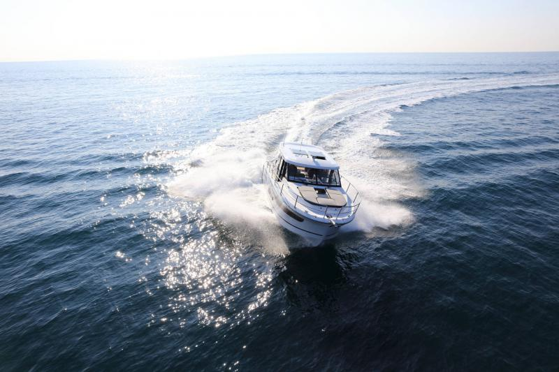NC 1095 │ NC Weekender of 11m │ Boat powerboat Jeanneau  18886