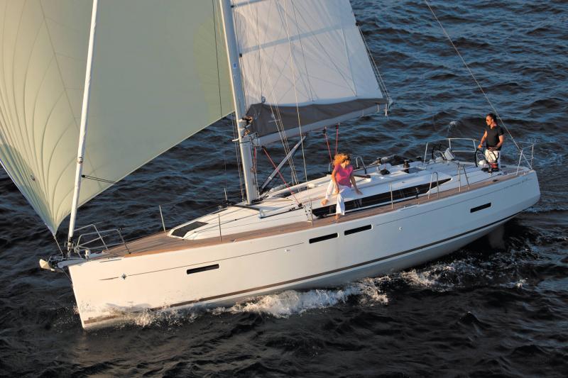 Sun Odyssey 419 │ Sun Odyssey of 13m │ Boat Veleros Jeanneau  19373