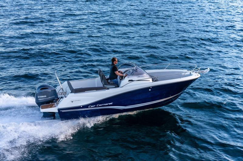 Cap Camarat 6.5 WA série3 │ Cap Camarat Walk Around of 6m │ Boat powerboat Jeanneau  17204