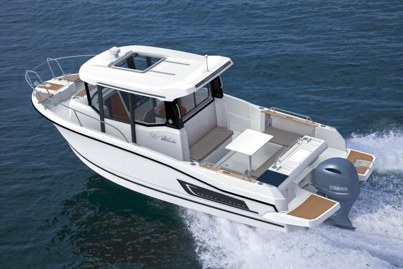 Merry Fisher 795 Marlin Vistas del exterior 1