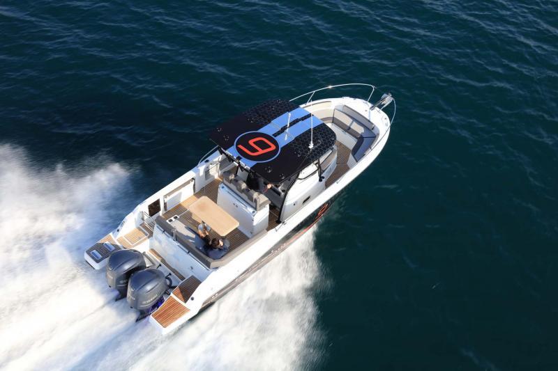 Cap Camarat 9.0 CC │ Cap Camarat Center Console of 9m │ Boat Outboard Jeanneau Cap Camarat 9.0 CC 11535