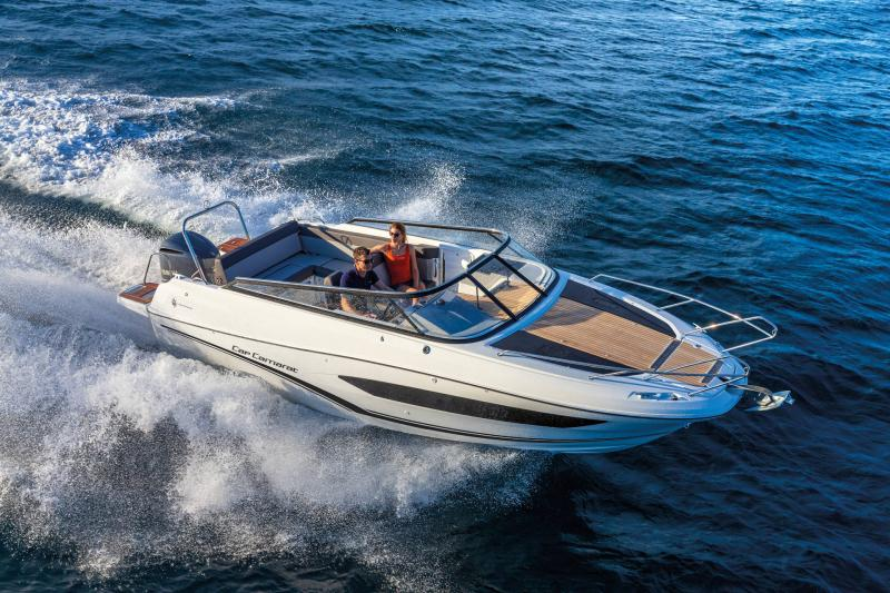 Cap Camarat 7.5 DC │ Cap Camarat Day Cruiser of 7m │ Boat powerboat Jeanneau  22115