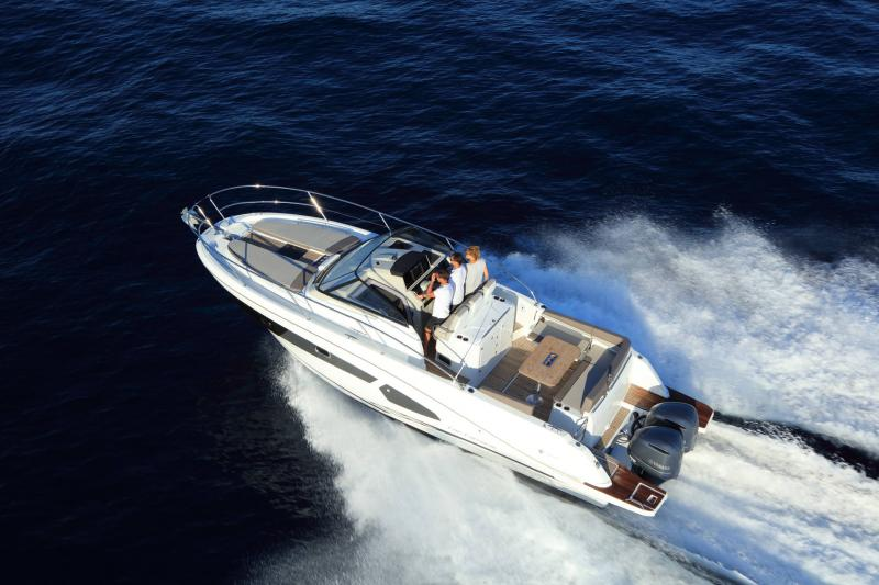 Cap Camarat 10.5 WA │ Cap Camarat Walk Around of 11m │ Boat Outboard Jeanneau 1-Navigation 17128