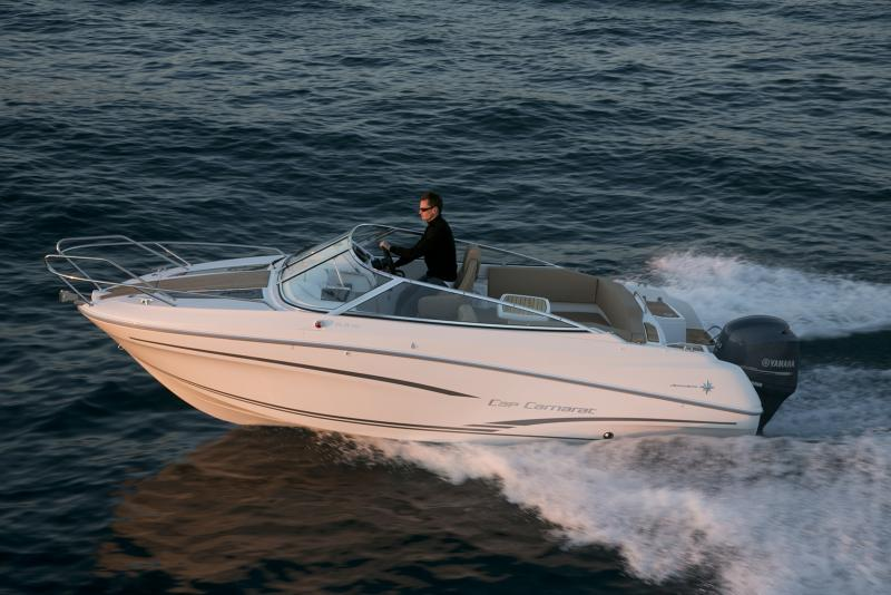 Cap Camarat 6.5 DC │ Cap Camarat Day Cruiser de 6m │ Bateaux powerboat Jeanneau bateau Cap_Camarat_DC-6.5DC2 723