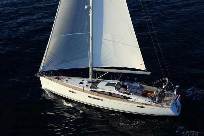 Jeanneau 58 │ Jeanneau Yachts of 18m │ Boat Sailboat Jeanneau  17527