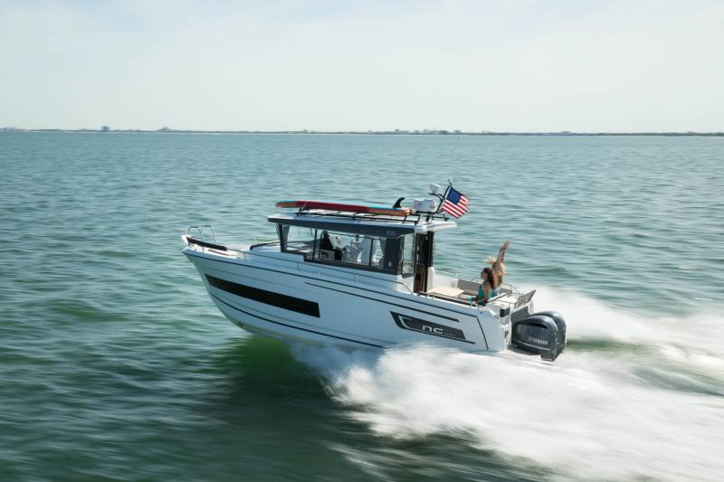 NC 895 Sport │ NC Sport of 9m │ Boat Outboard Jeanneau  18982