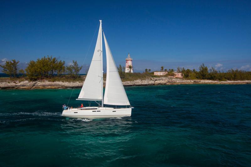 Sun Odyssey 479 │ Sun Odyssey of 14m │ Boat Veleros Jeanneau  19577