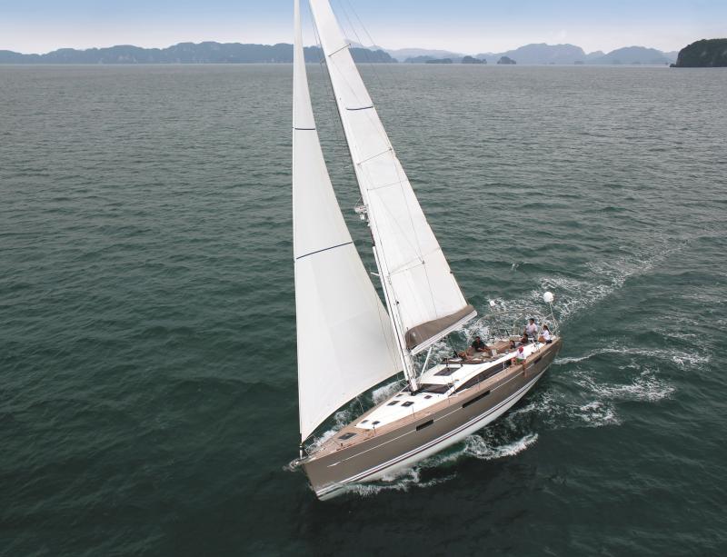 Jeanneau 57 │ Jeanneau Yachts of 18m │ Boat Sailboat Jeanneau boat jeanneau_yacht-jeanneau-57 595