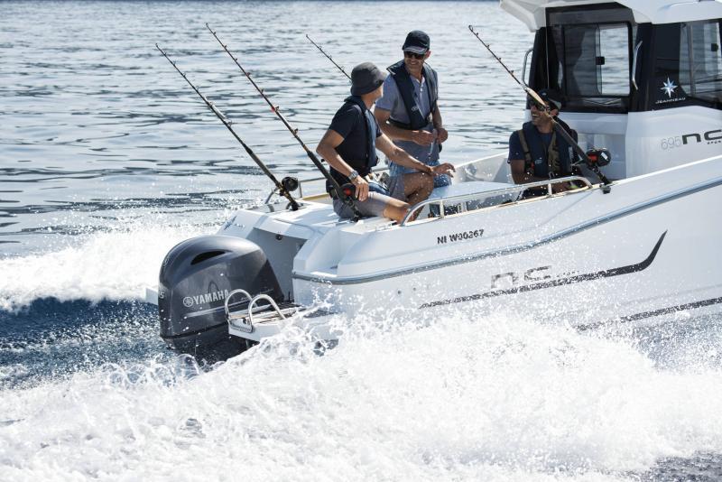 NC 695 Sport │ NC Sport of 7m │ Boat powerboat Jeanneau  18922