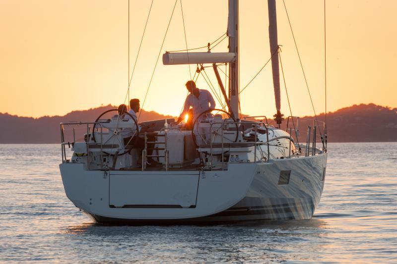 Jeanneau 51 Exterior Views 32