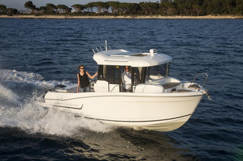Merry Fisher 695 Marlin Vistas del exterior 13