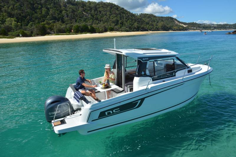 NC 695 Series 2 │ NC Weekender of 7m │ Boat powerboat Jeanneau  21022