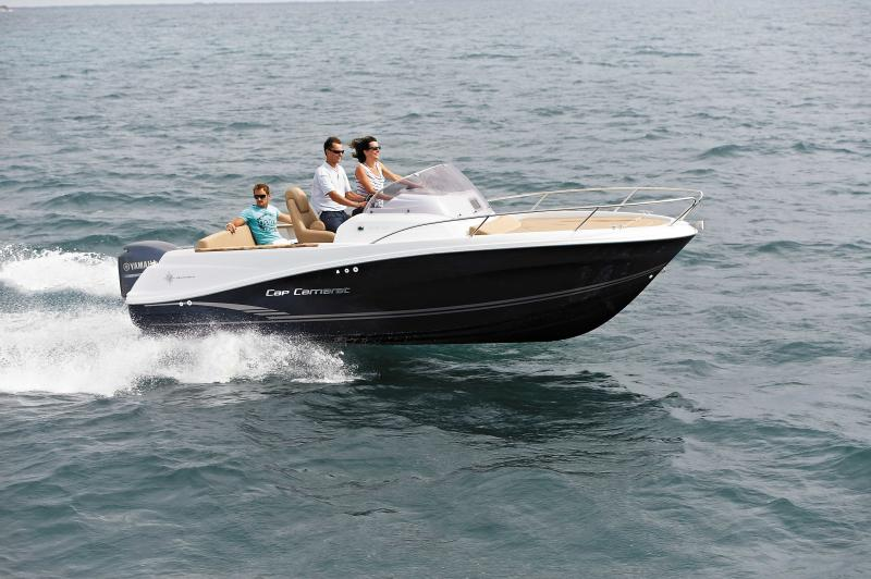 Cap Camarat 6.5 WA │ Cap Camarat Walk Around of 7m │ Boat powerboat Jeanneau boat Cap_Camarat_WA-6.5WA2 168