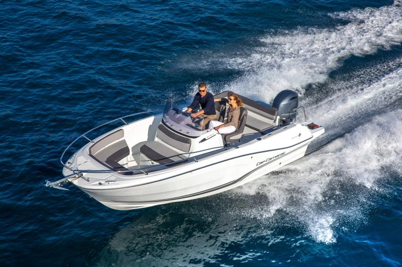 Cap Camarat 6.5 CC série3 │ Cap Camarat Center Console of 7m │ Boat powerboat Jeanneau  17165