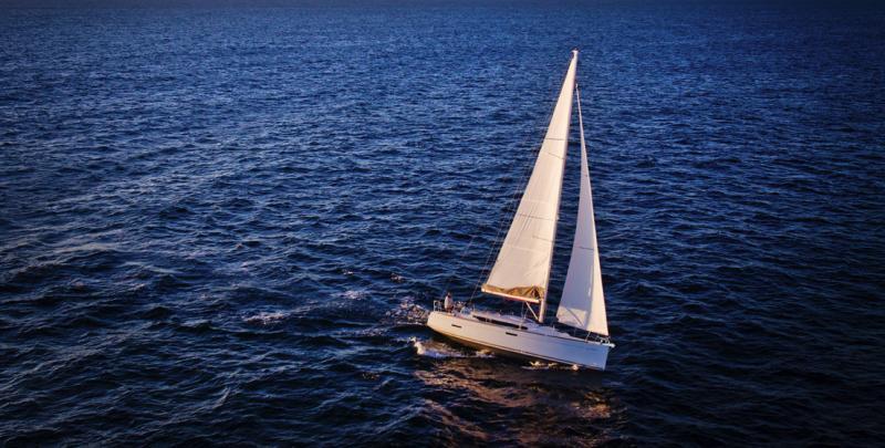 Sun Odyssey 389 │ Sun Odyssey of 12m │ Boat Sailboat Jeanneau boat Sun-Odyssey-389 1617