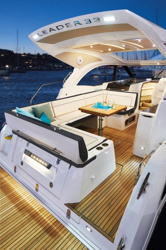 Leader 33 │ Leader of 11m │ Boat Inboard Jeanneau  18301