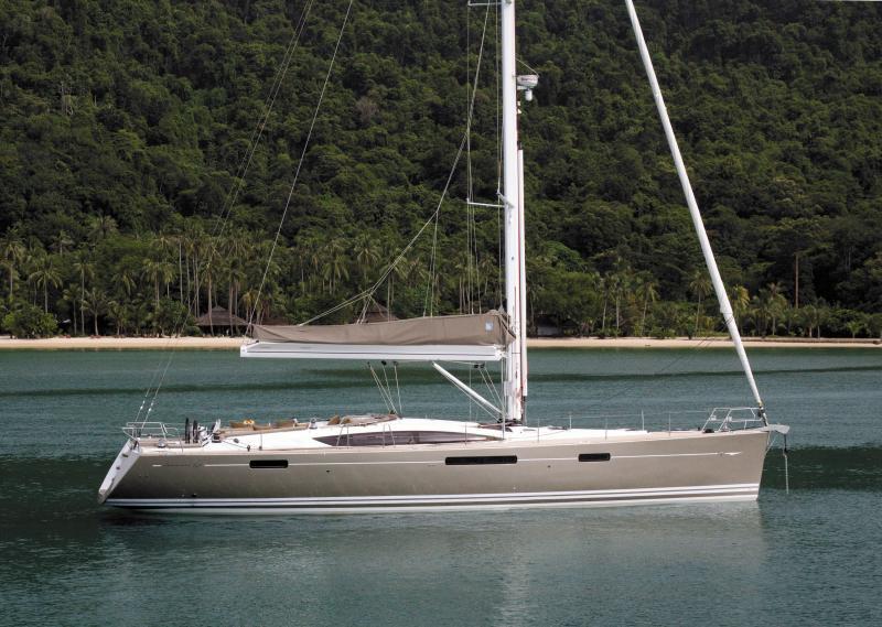 Jeanneau 57 │ Jeanneau Yachts of 18m │ Boat Sailboat Jeanneau boat jeanneau_yacht-jeanneau-57 599