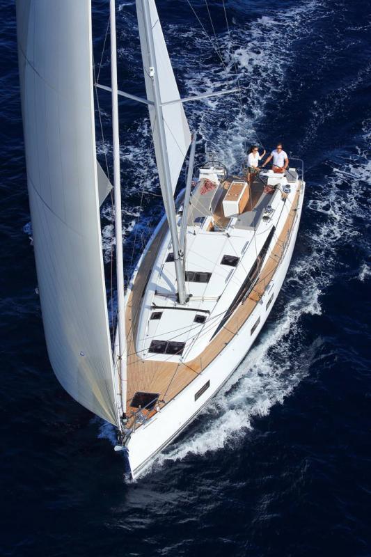 Jeanneau Yachts 51 │ Jeanneau Yachts de 15m │ Bateaux Voiliers Jeanneau  17387