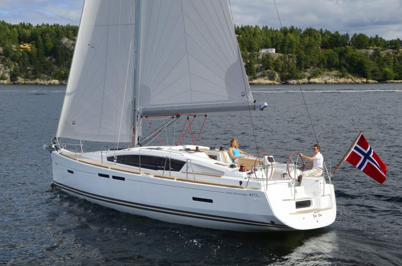 Sun Odyssey 41 DS │ Sun Odyssey DS of 12m │ Boat Sailboat Jeanneau boat Sun-Odyssey-DS-41DS 575