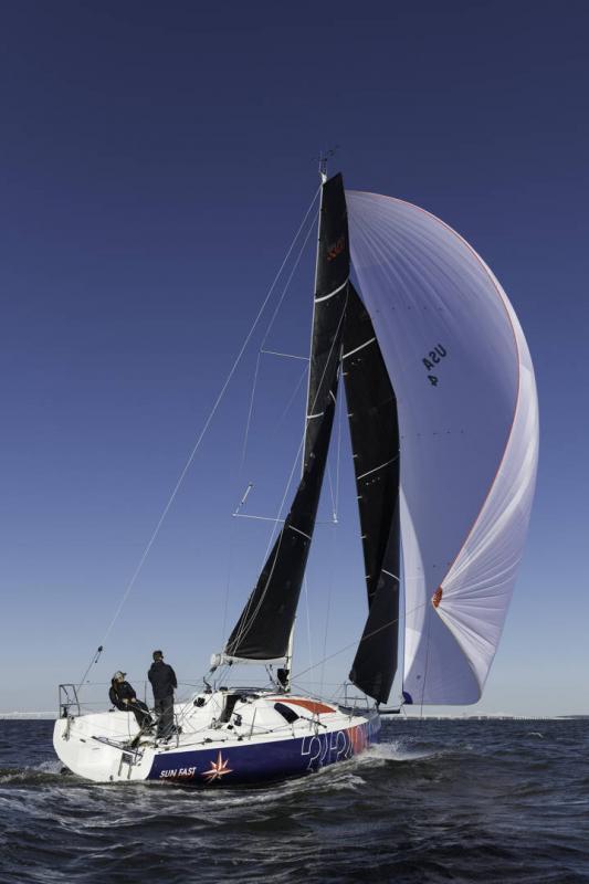 Sun Fast 3300 │ Sun Fast of 10m │ Boat Sailboat Jeanneau  20043