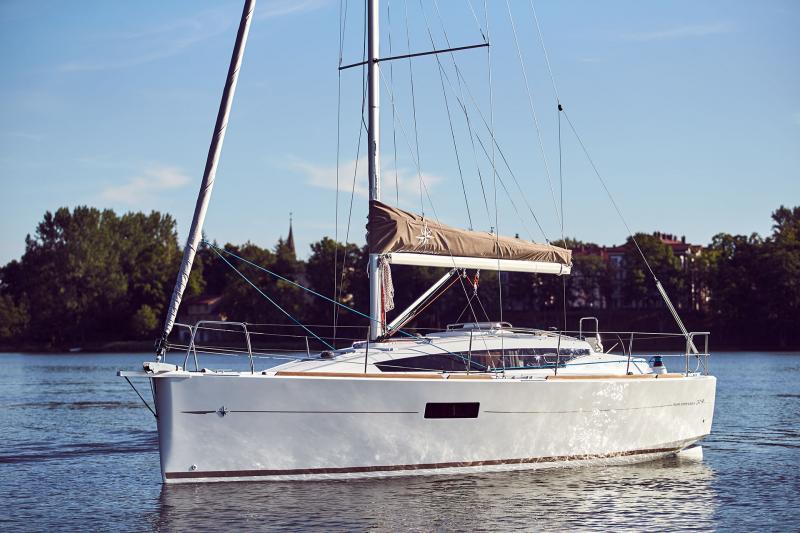 Sun Odyssey 319 Vista esterni 25