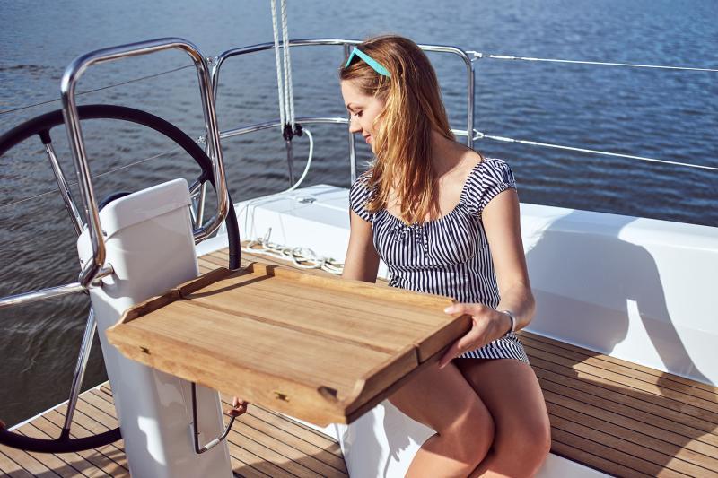 Sun Odyssey 319 Vista esterni 11