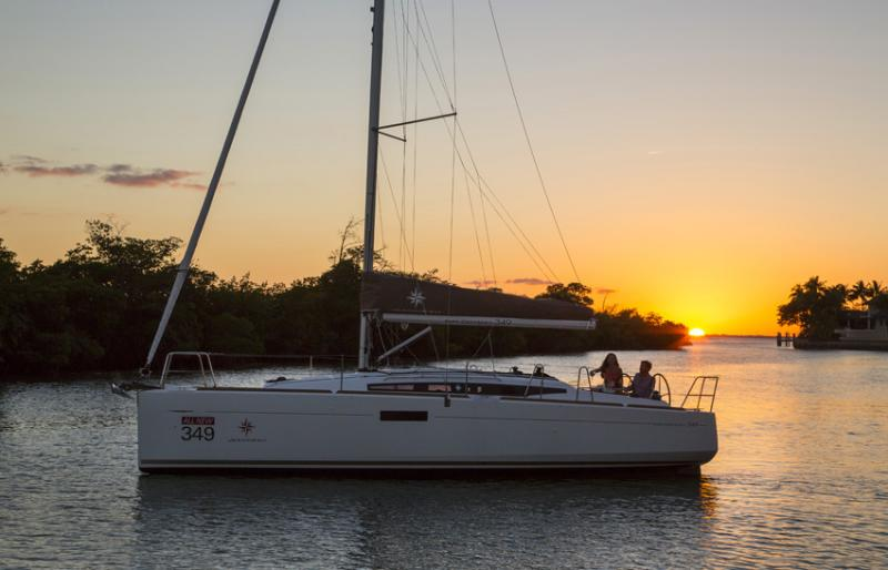 Sun Odyssey 349 │ Sun Odyssey of 10m │ Boat Sailboat Jeanneau Sun Odyssey 349 229
